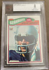 Top 10 Steve Largent Football Cards 12