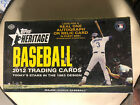 New 2012 Topps Heritage Hobby Box Factory Sealed : Mike Trout