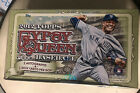 2012 Topps Gypsy Queen HOBBY Box 2 Autographs Mike Trout Ken Griffey Jr H. Aaron