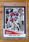Jerry Rice Rookie Card and Autograph Memorabilia Guide 9