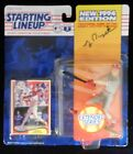 Lenny Dykstra Philadelphia Phillies Signed Starting Lineup JSA Authenticated