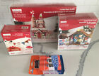 Christmas Creatology 3D Structure LOT GINGERBREAD HOUSE NATIVITY BANNER GLUE