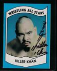 1982 Wrestling All Stars Series A and B Trading Cards 22