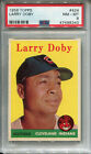 Top 10 Larry Doby Baseball Cards 23