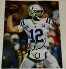 Andrew Luck Cards, Rookie Cards  and Autographed Memorabilia Guide 65