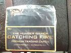 NECA - Catching Fire - Movie Collector Cards - Sealed box