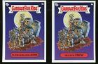 """2021 Topps Garbage Pail Kids Exclusive Trading Cards Checklist - Comic Con """"Oh the Horrible!"""" 32"""