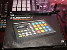 2016 Native Instruments Maschine Mikro MK2 Black In Original Box NO SOFTWARE