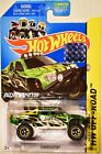 HOT WHEELS 2014 SUPER TREASURE HUNT SANDBLASTER FACTORY SEALED W+