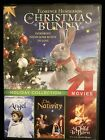 The Christmas Bunny The Littlest Angel The Nativity A Child Is Born DVD 2012