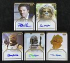 2013 Topps Star Wars Galactic Files 2 Trading Cards 6