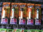 5 HALLOWEEN  PEZ COLLECTION RETIRED   BLACK CAT WITCH  GHOUL WITCH PUMPKIN