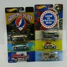 Hot Wheels 2013 Pop Culture Grateful Dead Set Real Riders