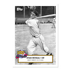 Stan Musial Cards - A Career on Cardboard 33