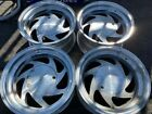15 WHEELS RIMS AMERICAN RACING AR214 BLADE DIRECTIONAL CLASSIC