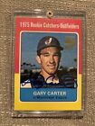 Gary Carter 2001 Topps Archives Rookie Reprint Autograph Auto On Card SSP 200