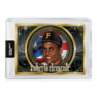 Topps PROJECT 2020 Card 291 1955 Roberto Clemente Ben Baller Pittsburgh Pirates
