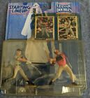 CAL RIPKEN JR / BROOKS ROBINSON Starting Lineup SLU 1997 Classic Doubles Figures