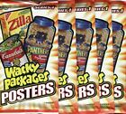 2012 Topps Wacky Packages Posters Series 1 2