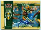 RYAN GRANT 2011 PANINI THREADS GRIDIRON KINGS PATCH AUTO 1 1 SP PACKERS