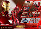 Hot Toys Iron Man Avengers Infinity War 1 6 scale Diecast MMS473D23