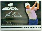 2014 Upper Deck Exquisite Collection Golf Cards 5