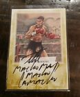 2010 Ringside Boxing Round One Gold 10 Autograph Auto SSP Hector Camacho #A-HC2