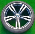 Factory BMW 20 inch Wheels New Tires OEM 760i 750i 745i 648M Sport F01 7 Series