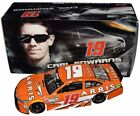 AUTOGRAPHED 2015 Carl Edwards 19 Arris Toyota Signed 1 24 NASCAR Diecast Car