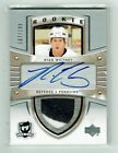 05-06 UD Upper Deck The Cup Ryan Whitney 199 Auto Patch Rookie