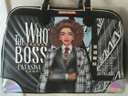NICOLE LEE USA VERY LARGE SIZE WHOS THE BOSS LATASHA BOWLER OVERNIGHT HANDBAG