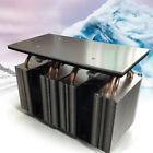 12V 3 Chip Electronic Semiconductor Cooler Refrigerator Cooling System Radiator