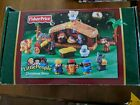 Fisher Price Little People Christmas Nativity Story Set Figures Missing Few Pcs