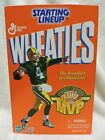 1999 Starting Lineup Wheaties Brett Favre Champions Collection Action Figure