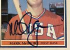 Mark McGwire Cards, Rookie Card and Autographed Memorabilia Guide 39