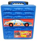 1997 Mattel Hot Wheels Carrying Case Holds 100 Cars Style  20375 w Handle