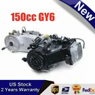 150cc GY6 Air Cooled Scooter ATV Go Kart Moped 4 Stroke Engine Short Case PD24J