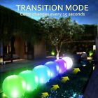 Solar Light Floating Lamp Electricity Sunlight Up Pool Lake Swimming Party Decor