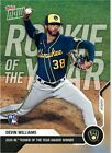 2020 Topps Now Offseason Baseball Cards - Rookie Cup 21