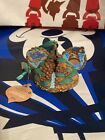 NEW Disney Parks Magic Kingdom Splash Mountain Mickey Ear Hat Ornament