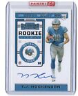 2020 Panini Contenders Football Cards - Checklist Added 38
