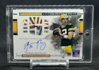 2018 Panini Impeccable ACCOMPLISHMENTS AUTOGRAPH Aaron Rodgers 3 6 Auto Packers