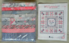 Marbella Block of the Month Quilt Kit + Book 3 Wishes Fabrics 85x85 Top New