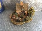 Lilliput Lane L855 Cruck End 1996 Anniversary Cottage Boxed