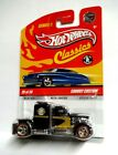 Hot Wheels Series 5 Classics Convoy Custom Black Chase Real Riders in Protecto