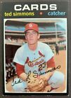 Top 10 Ted Simmons Baseball Cards 13