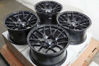 15x8 Wheels Rims Black Honda Accord Civic Prelude Cooper Corolla Integra Jetta