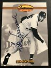 1993 Don Newcombe Autographed Ted Williams Co Card JSA CERTIFIED