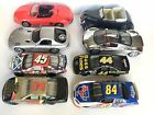 Lot of 8 Diecast Cars 118 And 124 Scale Maisto Road Signature Revell FOR PARTS