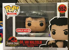 Funko POP! Dr. Ian Malcolm Wounded #552 Figure Jurassic Park Target Exclusive
